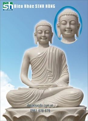 Tượng Đức Phật Thích Ca Mâu Ni