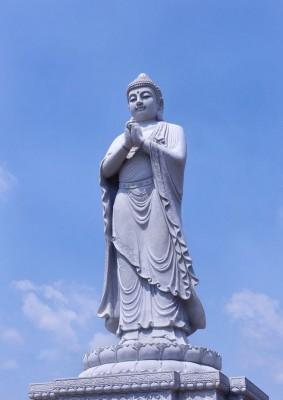 Tượng Đức Phật A Di Đà